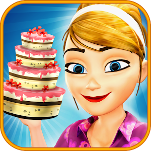 Cake Maker Bakery Simulator for PC and MAC