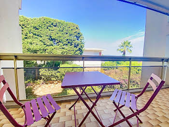 Appartement meublé 2 pièces 35,91 m2