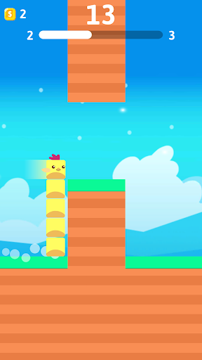 Stacky Bird: Hyper Casual Flying Birdie Game screenshots 2