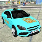 Lux Turquoise City Taxi