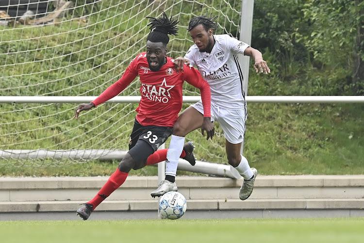 Junior Sambu Mansoni is de volgende speler die 1A mag ontdekken