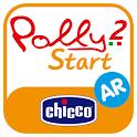 Polly2Start AR icon
