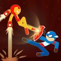 Stickman Fight Battle - Shadow Warriors icon