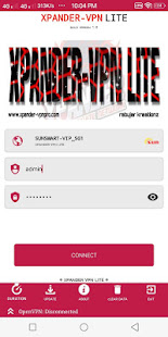 XPANDER-VPN LITE for PC-Windows 7,8,10 and Mac apk screenshot 3