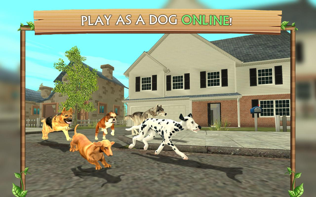 Play Dog Simulator Free Online