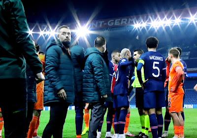 Les décisions fortes prises pour la reprise du match entre le PSG et Basaksehir