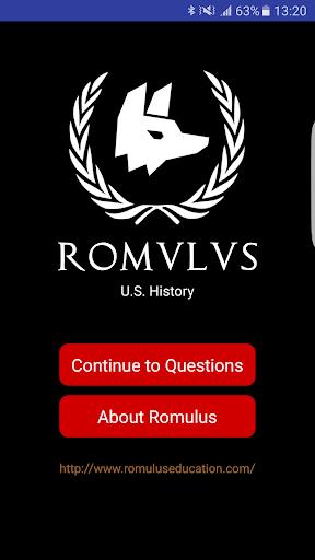 PC u7528 Romulus APUSH Review 1