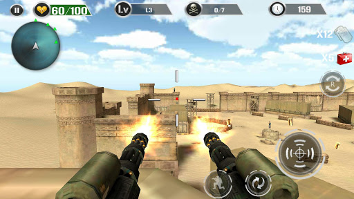 Sniper Shoot  US War  screenshots 1