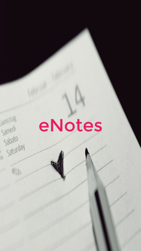 eNotes - Easy Notepad- screenshot