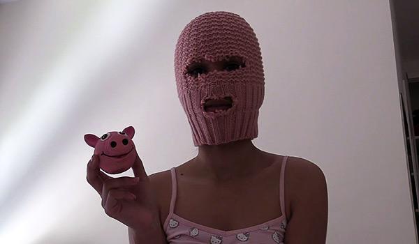 Anonimas: La chica Femen
