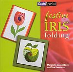 Photo: Festive Iris Folding Gaasenbeek & Beauveser Forte Uitgevers July 2002 Paperback 32pp 165 x 165mm ISBN 9058771776