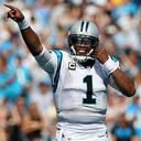 NFL Cam Newton Backgrounds HD Custom New Tab Icon