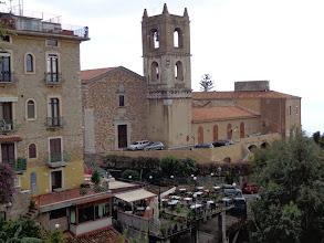 Photo: Mediaeval San Domenico Convent, now a grand hotel