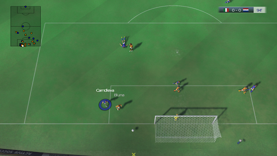 Active Soccer 2 DX- screenshot thumbnail