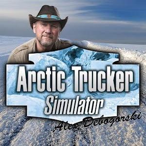 Arctic Trucker Simulator for PC and MAC