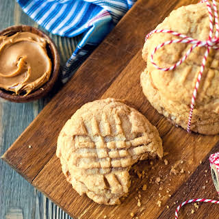 Peanut Butter Cookies No Baking Soda Recipes.