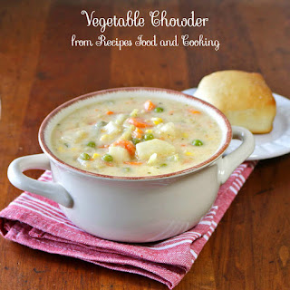 Vegetable Chowder.