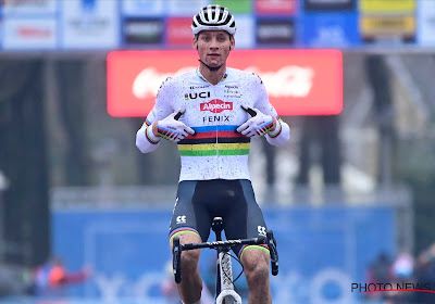 Mathieu van der Poel voor tweede jaar op rij verkozen tot beste wielrenner van Nederland