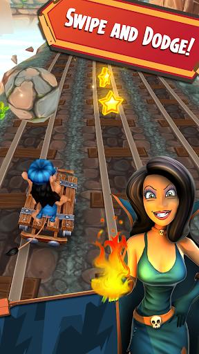 Hugo Troll Race 2: The Daring Rail Rush 2.0.0 screenshots 2