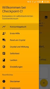 Checkpoint-C – Die Crystal-App- screenshot thumbnail