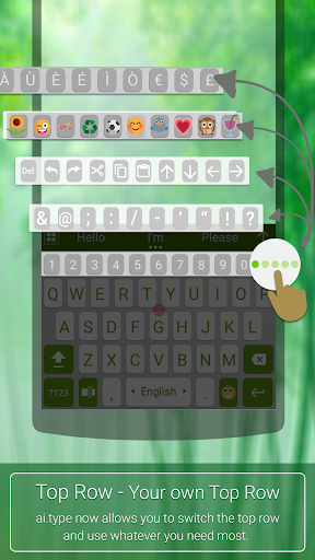German for ai.type Keyboard  screenshots 8