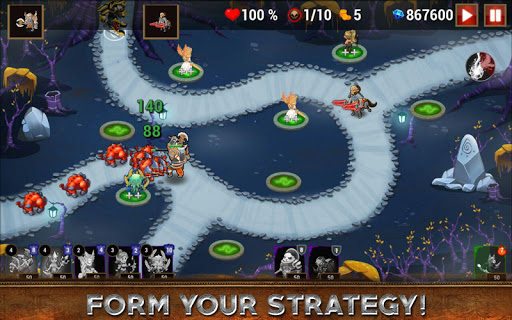 The Exorcists: Tower Defense  screenshots 2