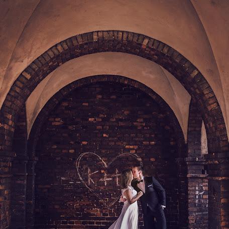 Wedding photographer Jacek Blaumann (JacekBlaumann). Photo of 02.12.2017
