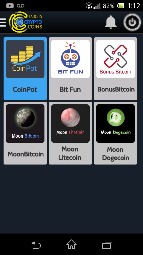 Faucets Cryptocoins Android Apps On Google Play
