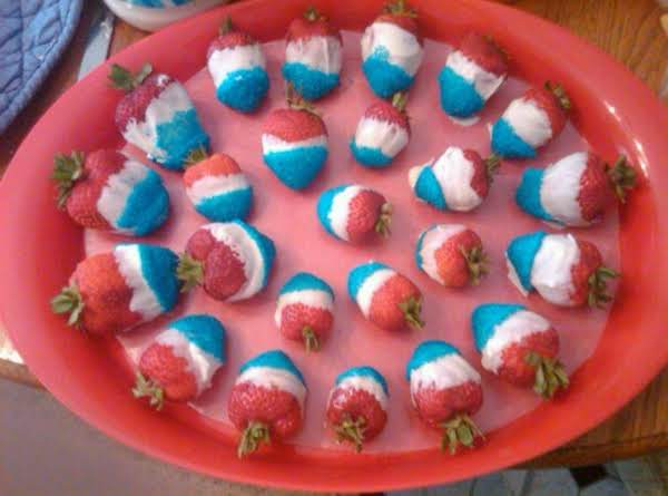 4th Of July Strawberries Recipe