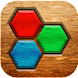 Hexa Wood Block Puzzle - Androidアプリ