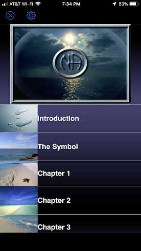 Screenshot for Narcotics Anonymous in United States Play Store
