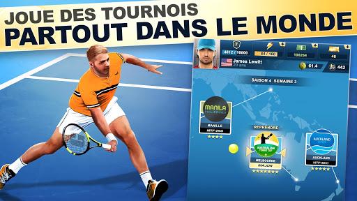 TOP SEED Tennis Manager 2019  captures d'écran 1