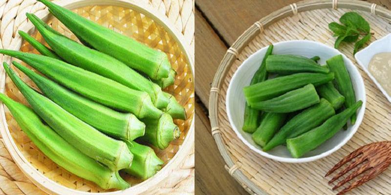 Mỗi ngày ăn vài quả đậu bắp, chúng ta sẽ nhận được nhiều lợi ích cho sức khỏe