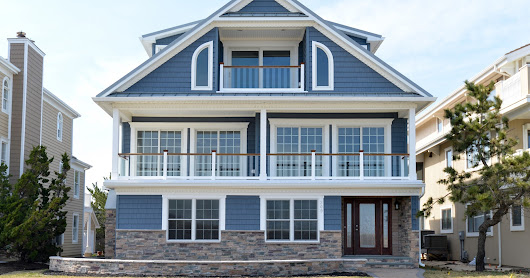 209 Ocean Ave Spring lake NJ 07762 by SHORE HOME BUILDERS INC.