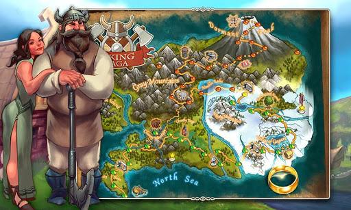 Viking Saga 1: The Cursed Ring screenshot 1