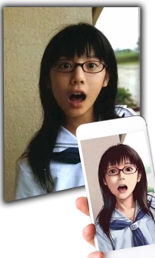 Anime Face Maker - Cartoon Photo Filters 1.4 screenshots 4