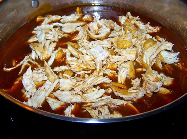 Combine and stir rest of ingredients (except turkey & rolls). Turn heat to med-low,...