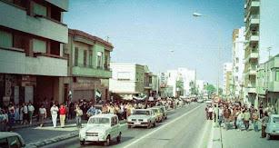 El Ejido pidió la autonomía de Dalías hasta que se le concedió en 1981.