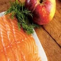 Recipes of Apple Cured Salmon icon