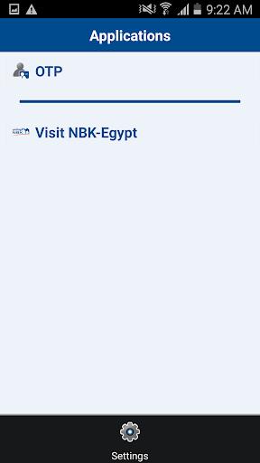 NBK Mobile Secure - EGY
