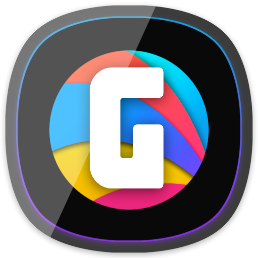 لالروبوت Glos - Icon Pack تطبيقات