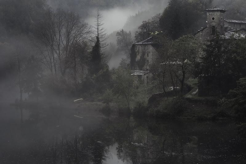 Nebbia ad isola Santa di stefano10