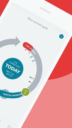 Period Tracker Clue: Ovulation, Period Tracker App 5.8.0 app download 2