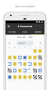 NYTimes – Crossword 6