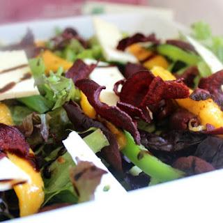 Crispy Beetroot Salad