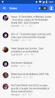 Screenshot of SalsaLoL League of Legends