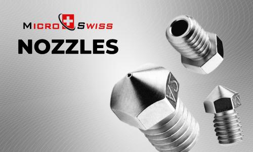 Micro Swiss Nozzles