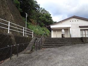 古和浦防災センター(左へ)
