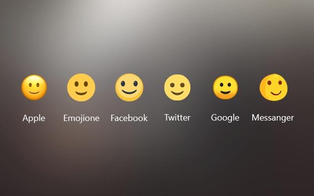 Slack's Emoji Style Chooser