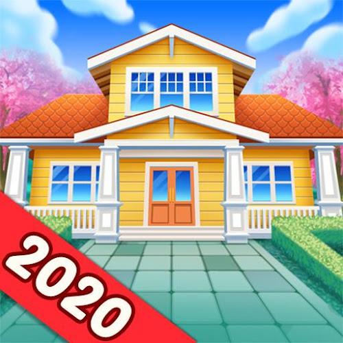 Home Fantasy - Dream Home Design Game (Money/Life) 1.0.17mod